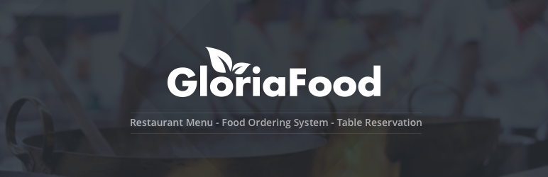 Gloria Food Banner