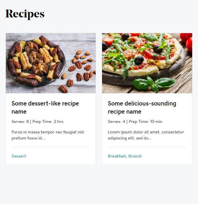 recipe-archive