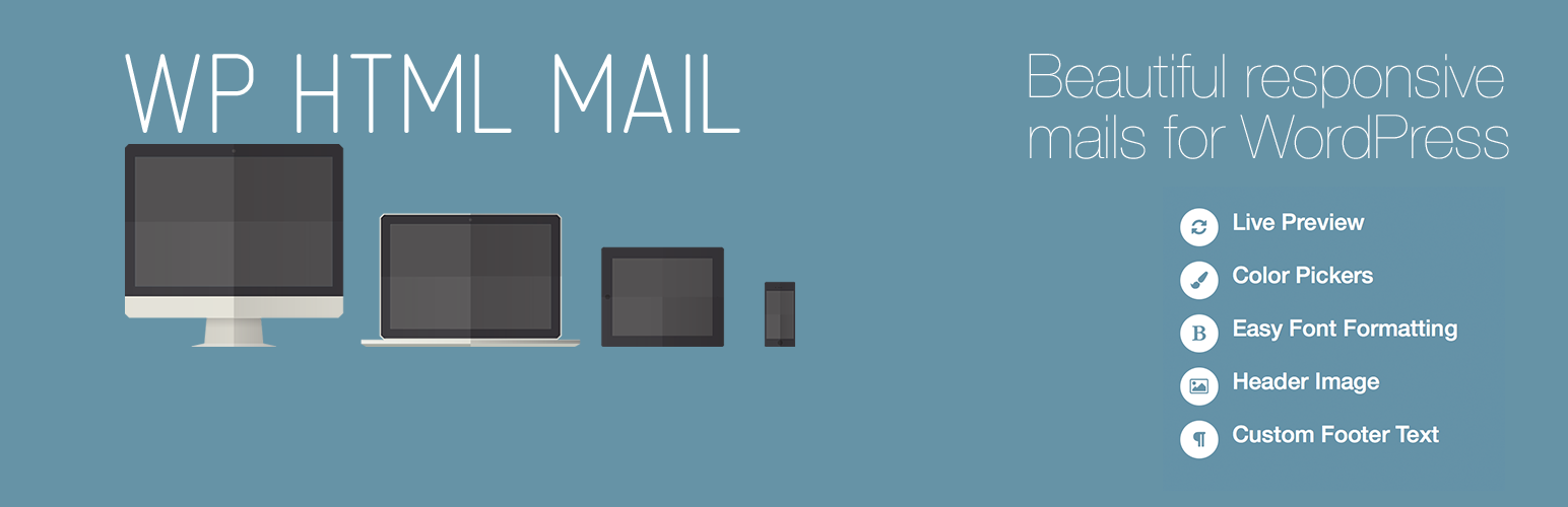 WP HTML Email Templates