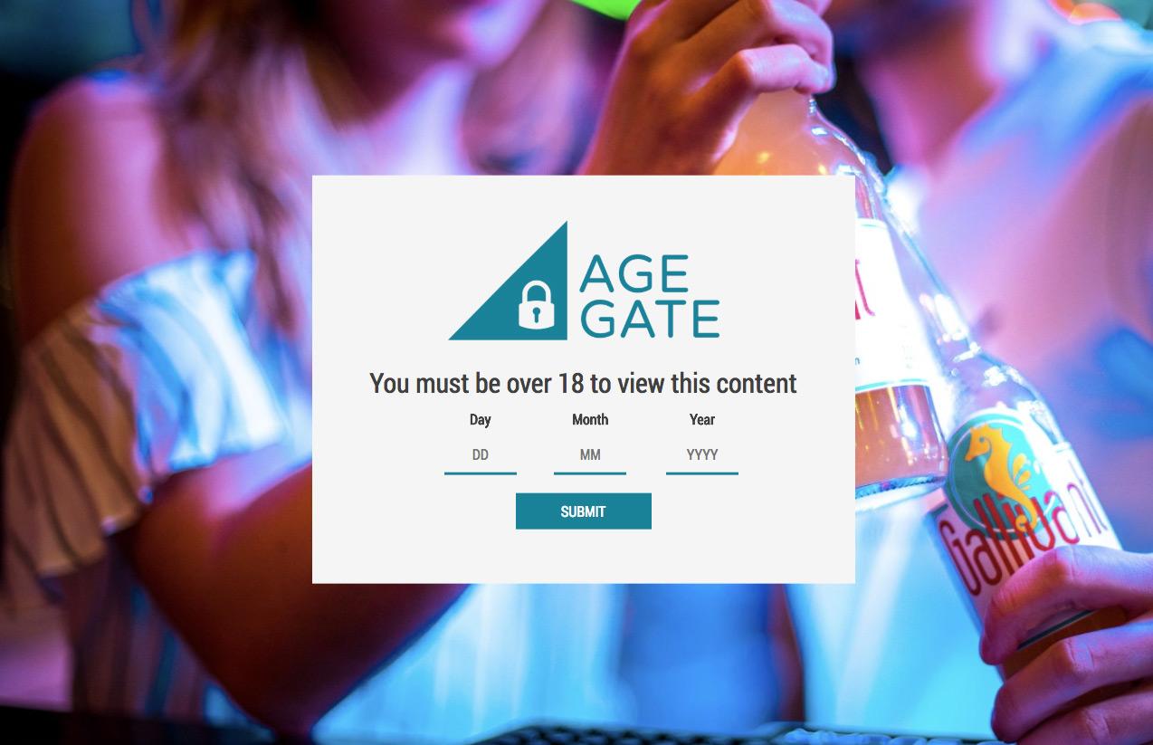 age-gate